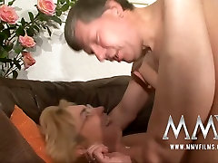 Ugly fat and nerdy blonde hot indonesian amateur harlot slut sucks strong dick and gets banged