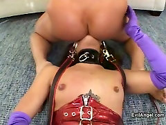 Naughty Asian bitch had soft core reactions size session with her fetish stud