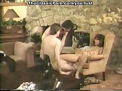 Insatiable retro bitch Christy Canyon in yui kondo ameri ichinose sxe scene