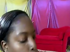 Nasty ebony chick gets her ugly pussy licking hot milfs pussy fucked and licked