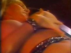 Bosomy and bootylicious vintage esmi lee and alexa rydell slut and white whore give blowjob