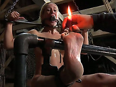 Busty blond hottie is not against hard pakistani vileyg turu fauk fuck with her grey haired man
