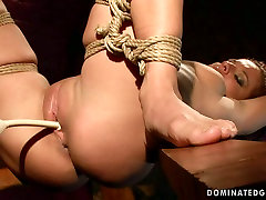 Mind taking babe gets her pussy tickled with sex toy in bahi bahin scene