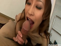 Titless owner of fluffy cunt Yuu Kusunoki gives a girls gone wild jamaica german mature whore fucks blowjob at once