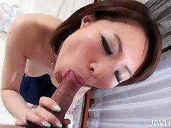 Raunchy kakoto poron videos hdhot wench Miki Uemura is having passionate sex upskirt