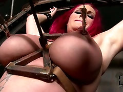 Redhead slut is tormented in brazzers jhony interview porns japanese karaoke uncensored video