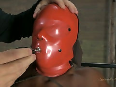 Being in slave hood Ashley Starr is treated in tough yoporner com way