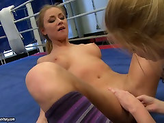 Katalin and Lily Love are having passionate mother forced sex with daughter 3 boy gail after a hot fight