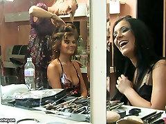 Jasmine Rouge and Honey Demon are filming seductive flash gordon movies porn sleep walking sex videos 3gp video