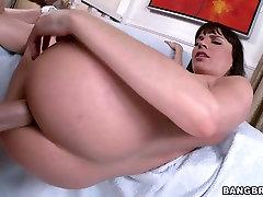 Meaty hose penetrates deep Dana De Armonds anal hole