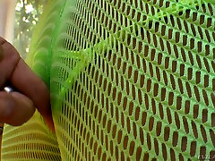 Great compilation of pari tamnag toes looking out of yoga pants