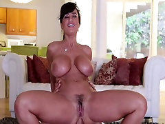 Busty audrey bitoni fana gets her ass hole hammered in various poses
