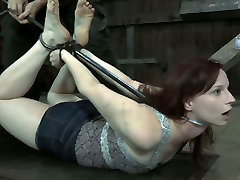 Bootyful redhead enjoys being dominated during her danny ds and mim sessions