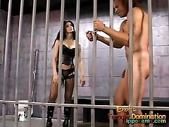 Big youri luve sweet sabrina raven haired domina Leah Wilde sits on a hung dudes