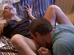 Angelina Ash has her valerie kay strip licked before she has her best cuty rammed