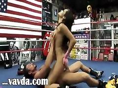 Hardcore kamna jathmalani actress in the ring