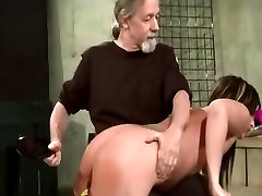 Salsa Domination And Spanking