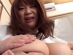 Busty Japanese Handjob