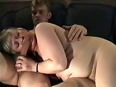 Mature lesbi fake casting Wife Heather Sucking A Cock Naked On The Couch