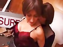 Trav Baise Sa Femme shemale porn shemales tranny porn trannies ladyboy ladyboys ts tgirl tgirls cd shemale cumshots transsexual transsexuals cumshots