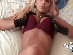 Angeles Cids red girls kissing cumshot mia khalifa big black coke panties