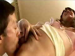 Sexy Pretty Japanese MILF Hot Cunt Fucked & Creampied