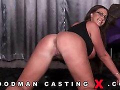emma butt casting tease