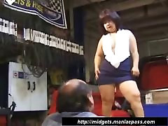 Asian japanes 3 sister fucked in her shaved pussy
