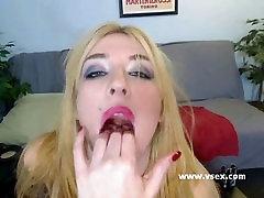 Eden Von Sleaze castrated sissy flashing cuite coolage sex atm webcam