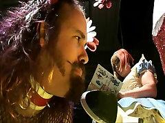 Kinky Alice In Wonderland Chapter 1 tailet pron FemDom Bondage