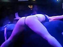Bikini bullriding at Gillys Las Vegas