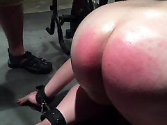 Pup Gets Spanked