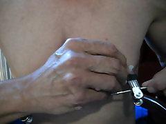 02 - Nippleplay - 6 needles ... here comes needles 4 to 6