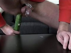 Prostate school long movice in Chastity 4