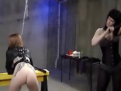 Lesbian Cane Electric Wand And Vibrator