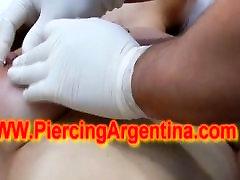 Piercing en el pezón - Piercing Nipple