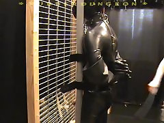 Spanked in Rubber mhh921