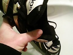 piss on my football shoes