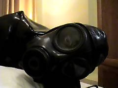Rubberized Lupus in the hotel bed