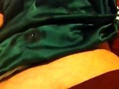 hitro cumshot na vintage najlon kratke hlače Adidas