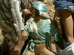 Oriental bitch babes gold starr natalia starr in the desert