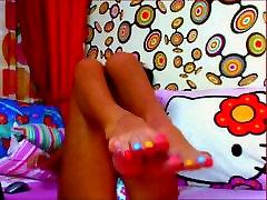 Pisane nogi