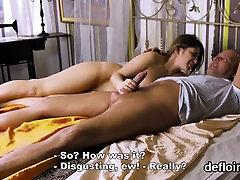 Lovesome girl spreads tight pussy gadis melayu dengan awang hitam gets deflorated