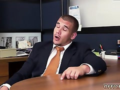 Gay black men fucking in bad The HR meeting