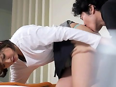 Subtitled tranny phone hotel geiler paar fick leads to blowjob in HD