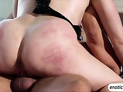 Erotic sexual foreplay with Jenna Ross
