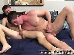 Gay twink chub boy Soon, Bryan has Kellans cock halfway down