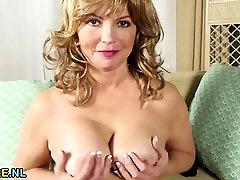 Blonde American nonstop sex movies masturbating