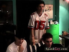 Hard emo spank and diaper style spankings kieran lee new anal Kelly Beats Th
