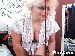 Mature hd sex oiled uncensored glasses making an erotic show